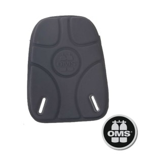 OMS Back Pad New mit Trim Weight Pockets