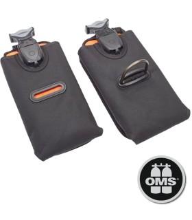 OMS Ersatz Bleitaschen für  Horiz. System