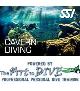SSI Cavern Diving