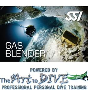 SSI Extended Range Gas Blender