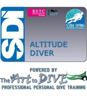 SDI Altitude Diver
