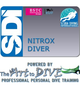SDI Nitrox Diver