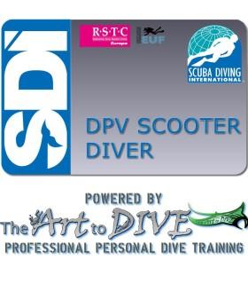SDI DPV Scooter