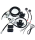 Apeks XTX50 Sidemount Regulator Set