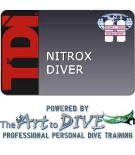 TDI Nitrox Diver