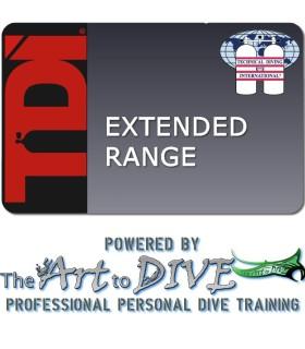 TDI Extended Range Diver