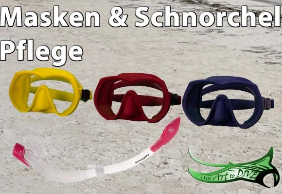 Masken- & Schnorchelpflege